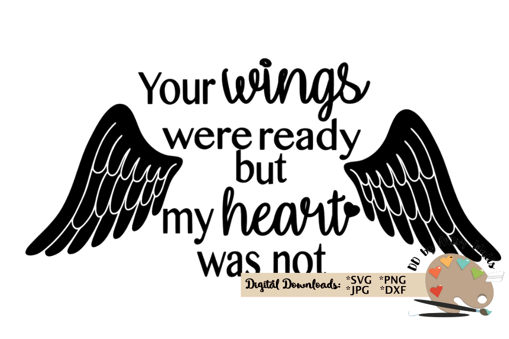 your wings were ready svg #7, Download drawings