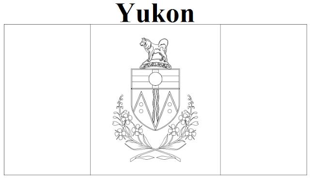 Yukon Coloring Download Yukon Coloring