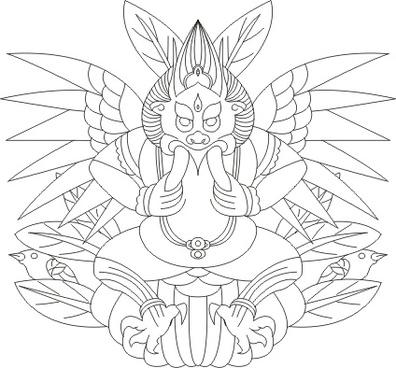 Yunnan svg #4, Download drawings
