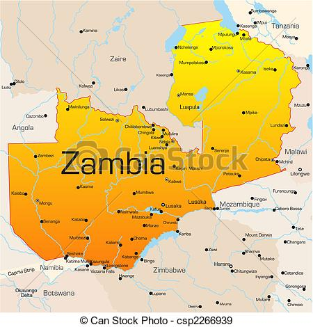 Zambia clipart #7, Download drawings