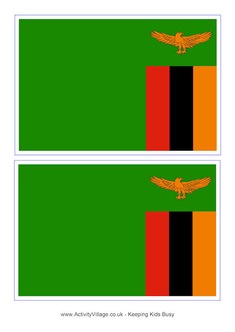 Zambia coloring #9, Download drawings