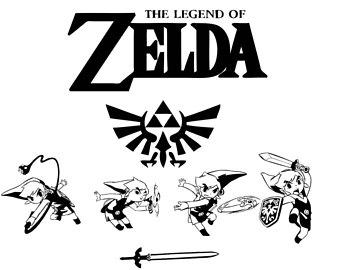 Zelda svg #12, Download drawings