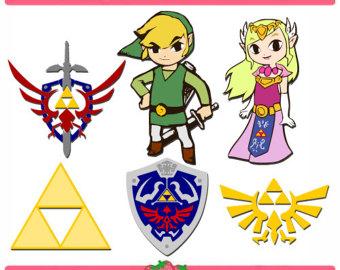 Zelda svg #3, Download drawings