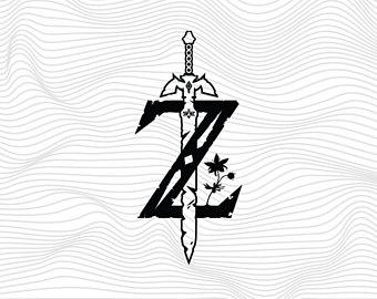 Zelda svg #2, Download drawings