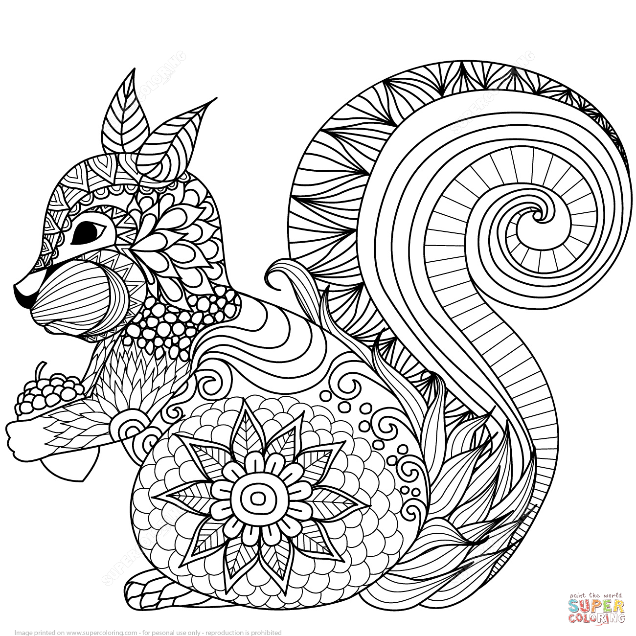 Zen coloring #2, Download drawings