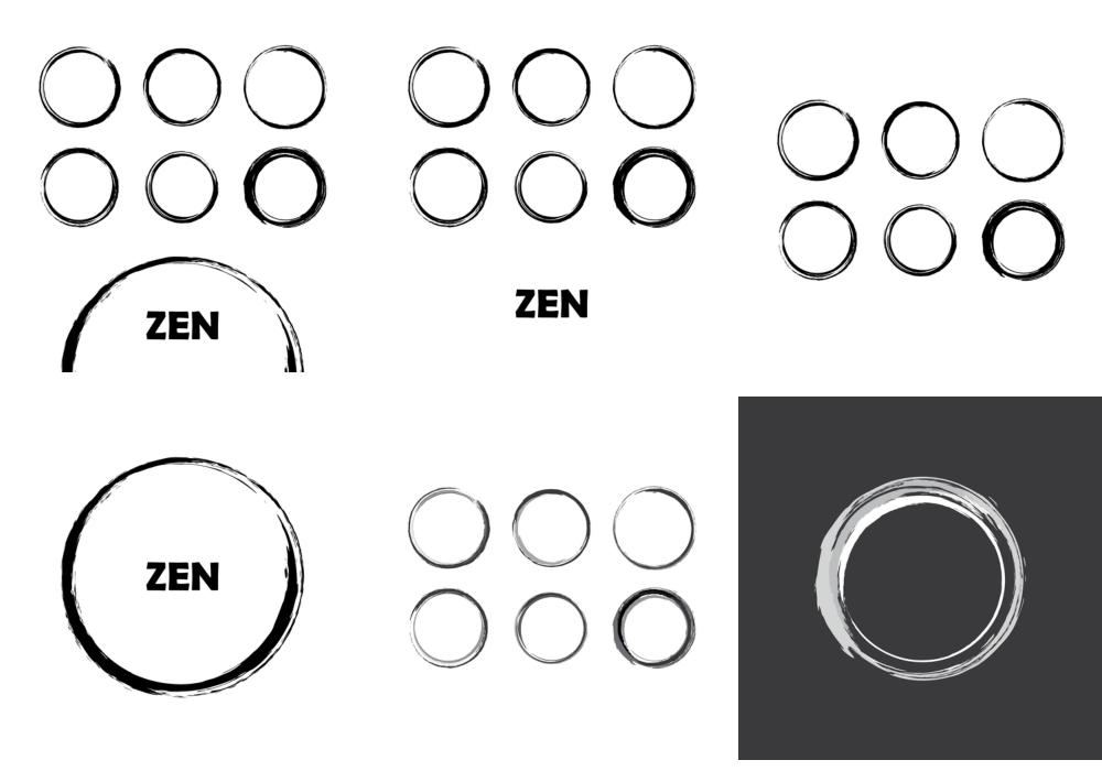 Zen svg #16, Download drawings
