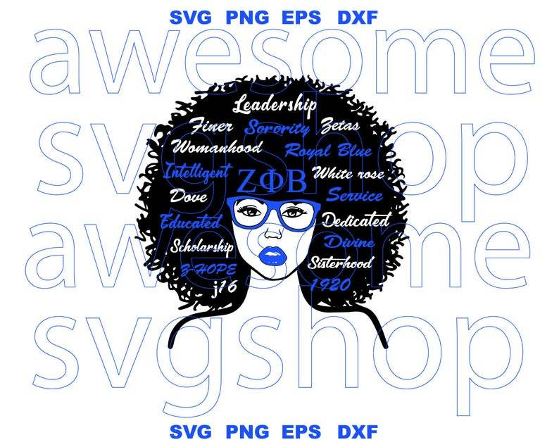 zeta phi beta svg #21, Download drawings