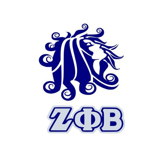 zeta phi beta svg #25, Download drawings