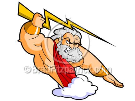 Zeus clipart #19, Download drawings