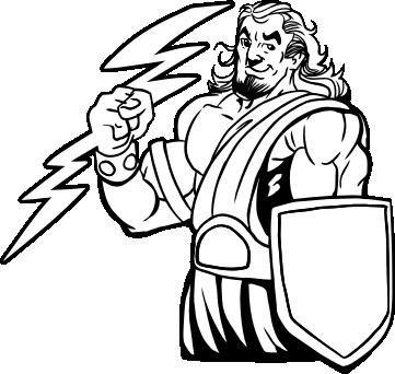 Zeus clipart #5, Download drawings