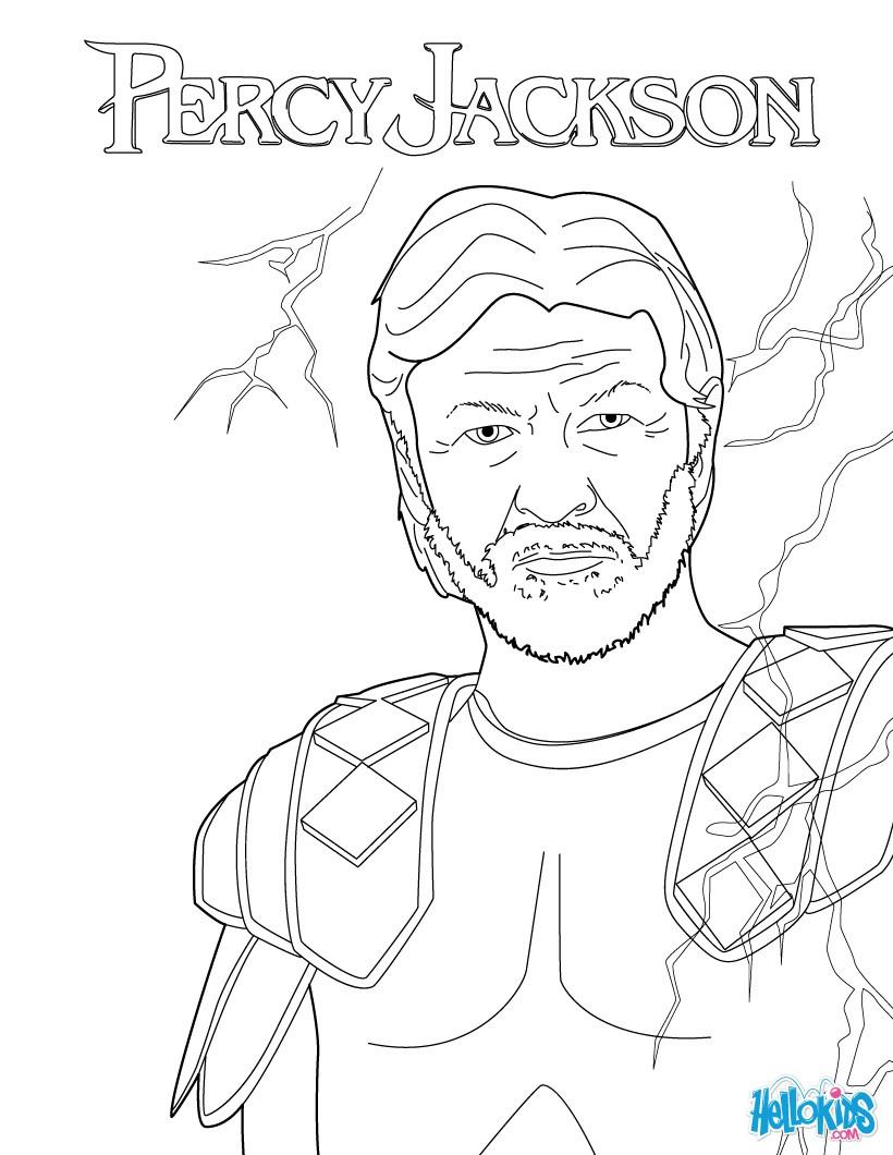 Zeus coloring #8, Download drawings