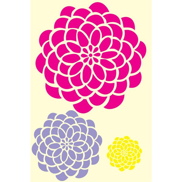 Zinnia svg #12, Download drawings