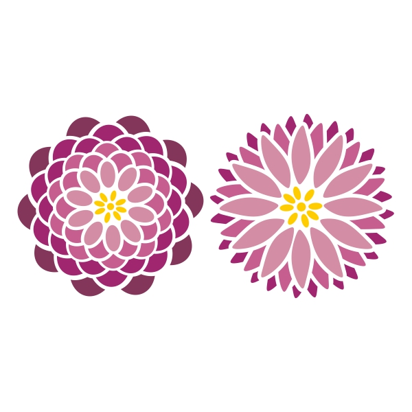 Zinnia svg #18, Download drawings