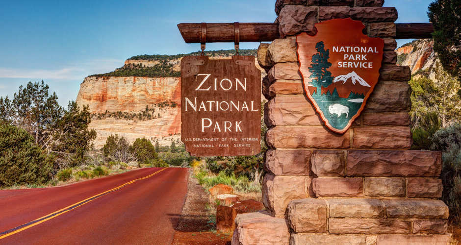 Zion National Park svg #5, Download drawings