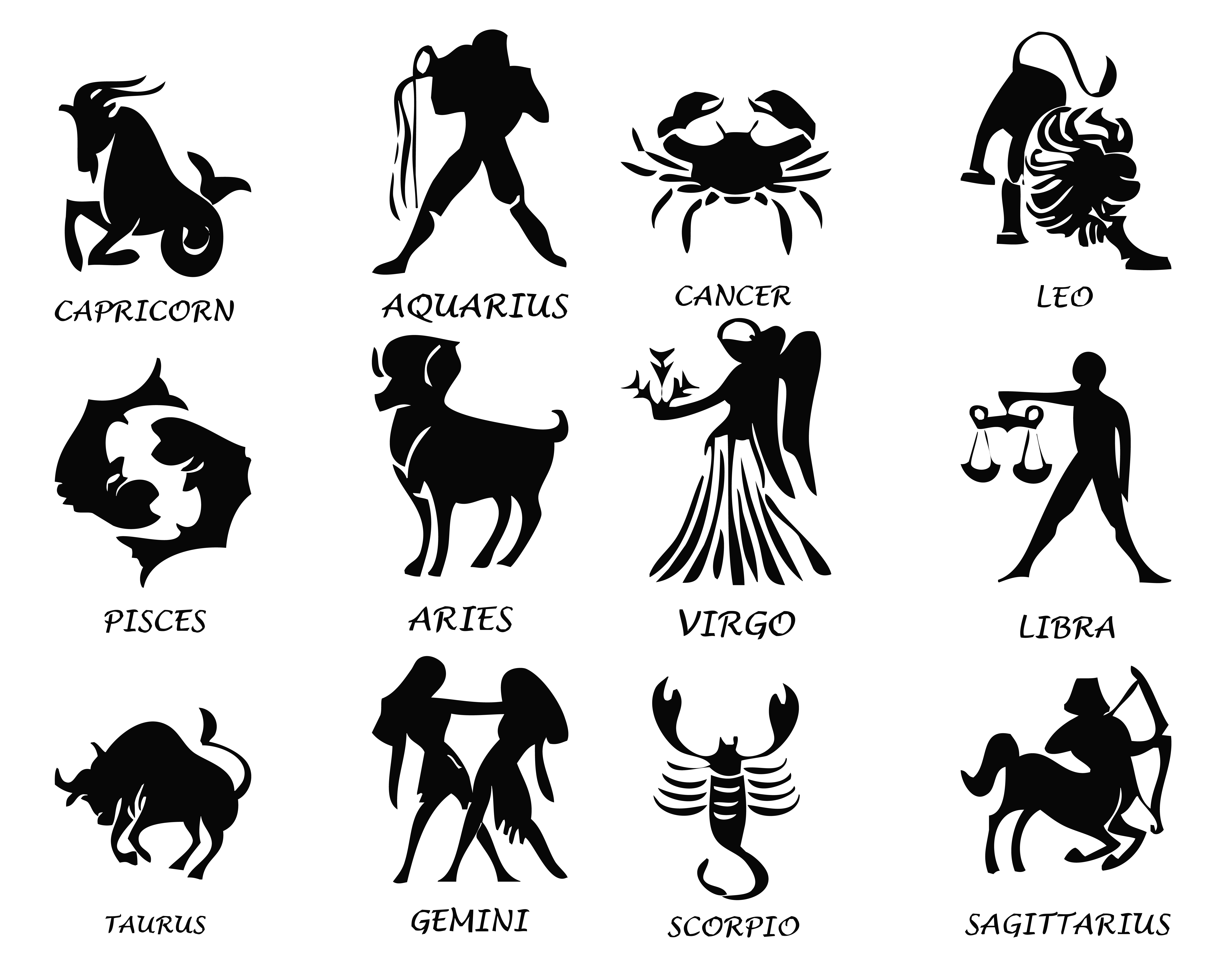 Zodiac Sign clipart #5
