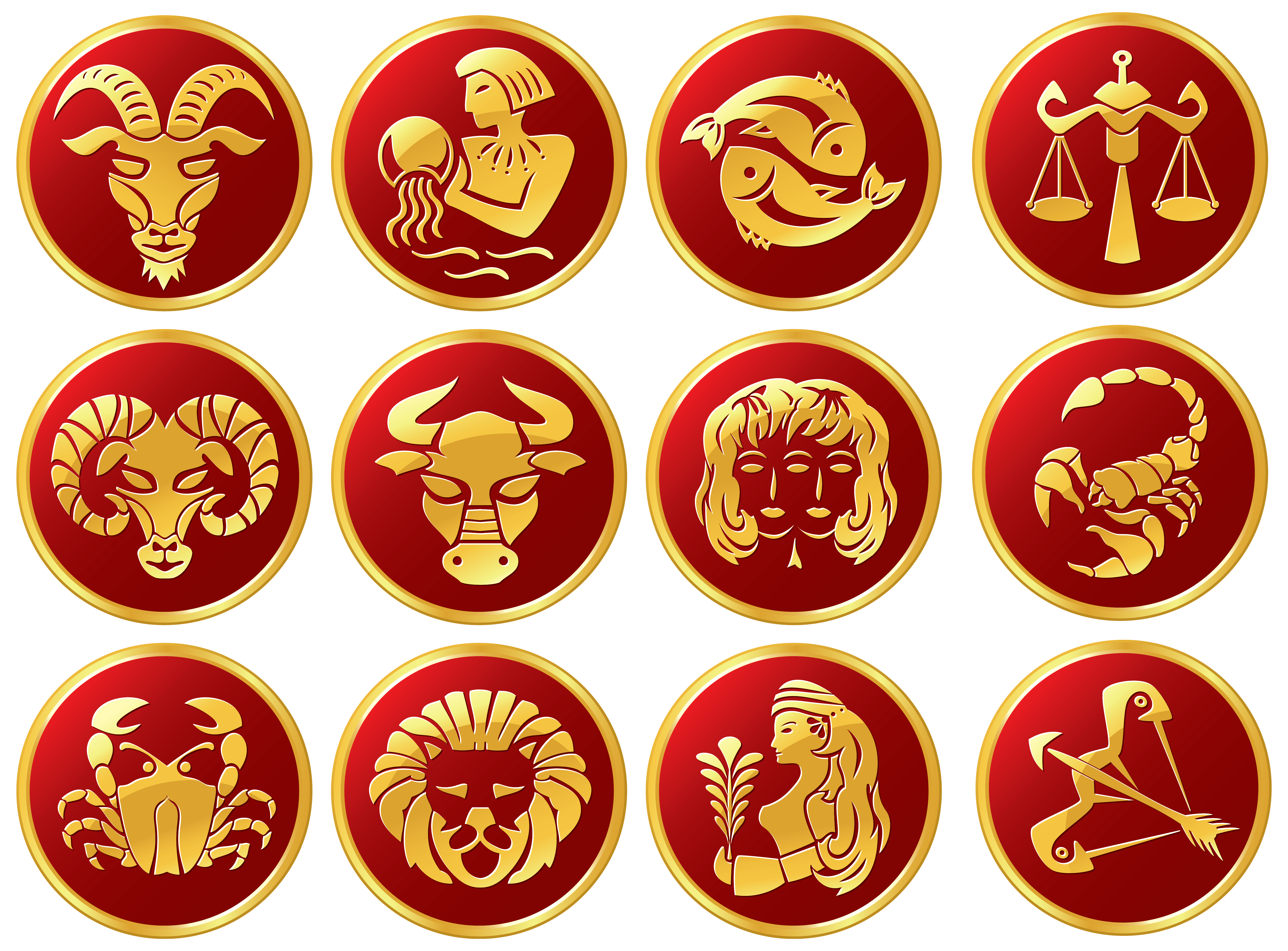 Zodiac Sign clipart #2