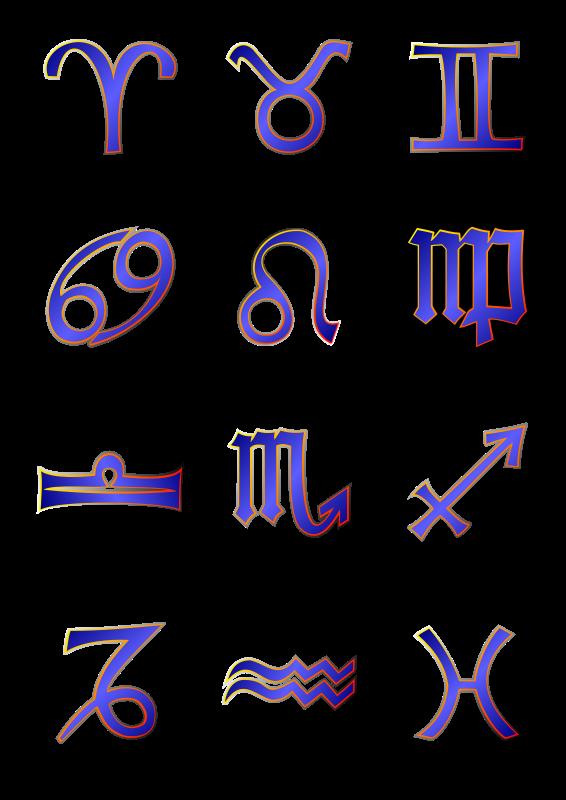 Zodiac Sign svg #15
