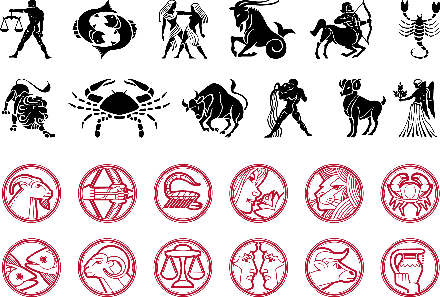 Zodiac Sign svg #6, Download drawings
