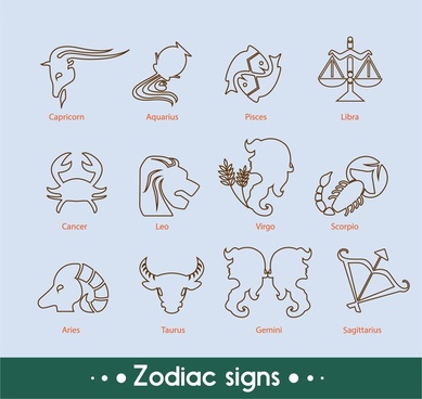 Zodiac Sign svg #7, Download drawings