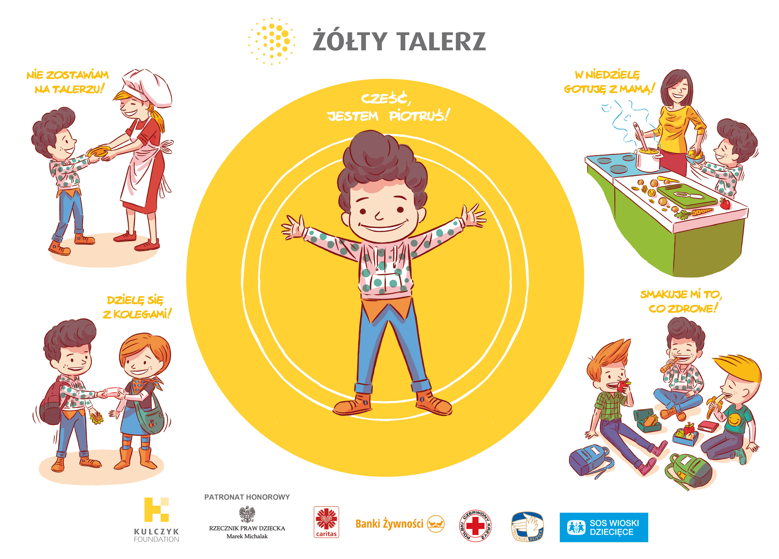 Zolty clipart #3, Download drawings