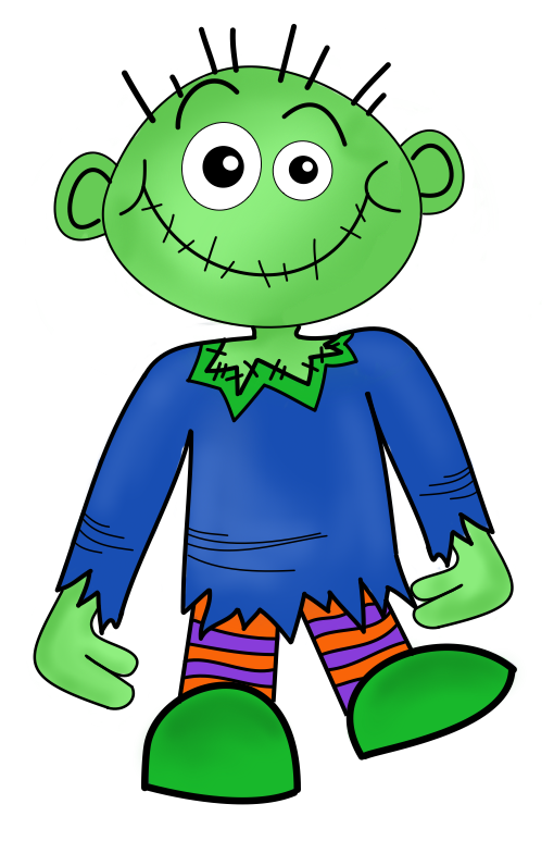 Zombie clipart #5, Download drawings