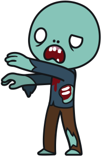 Zombie clipart #18, Download drawings