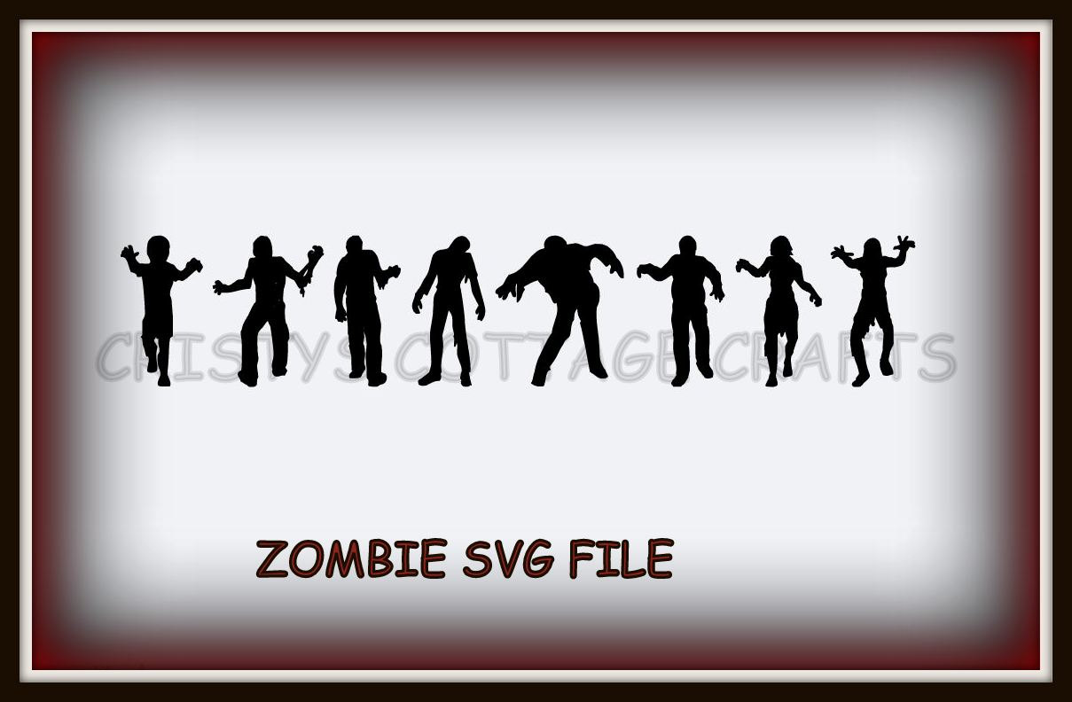 Zombie svg #2, Download drawings