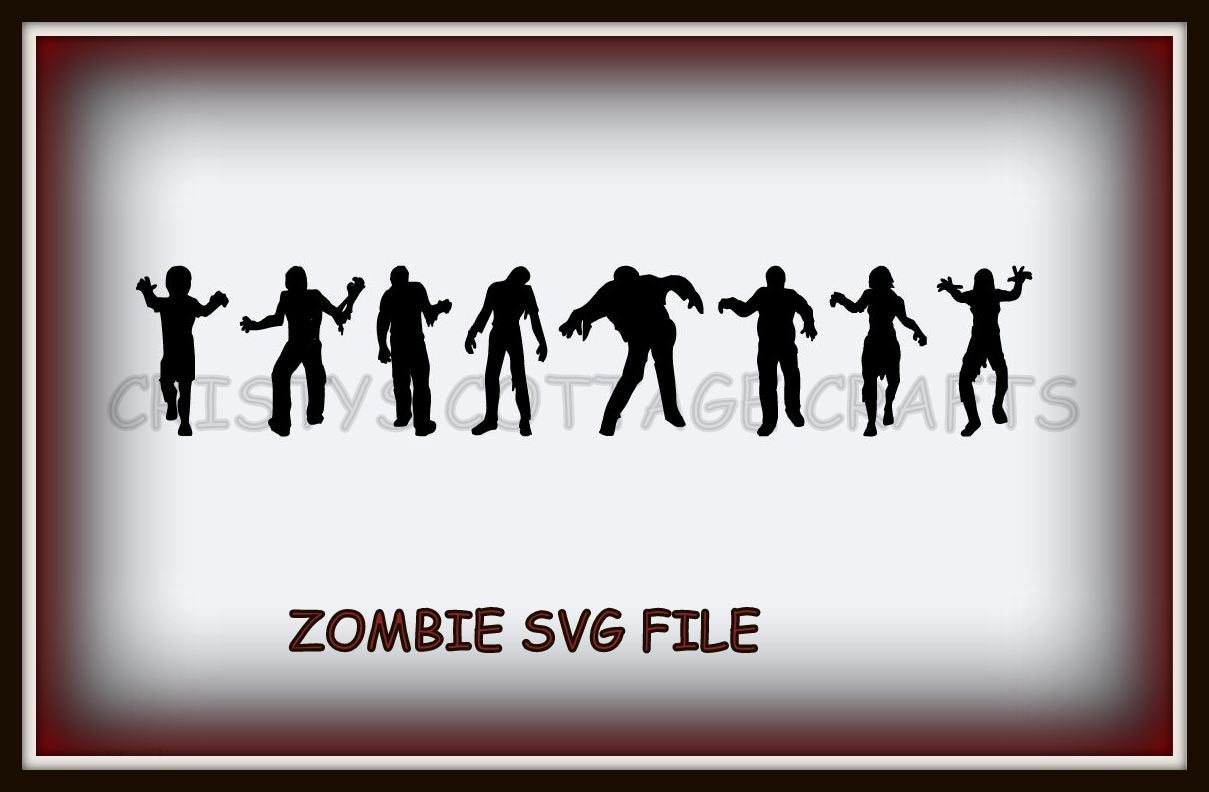 Zombie svg #684, Download drawings
