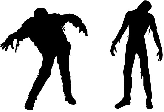 Zombie svg #11, Download drawings
