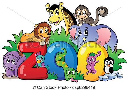 Zoo clipart #6, Download drawings