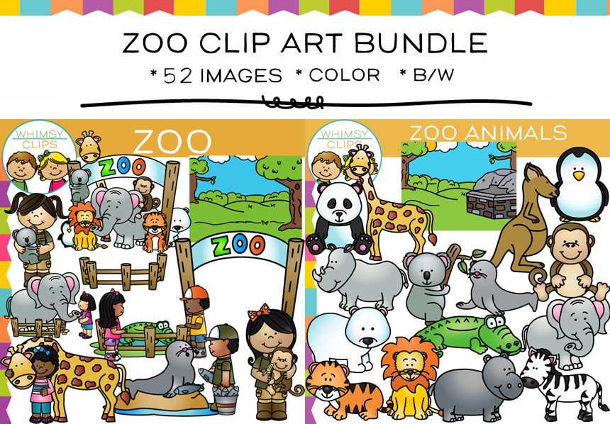 Zoo clipart #16, Download drawings