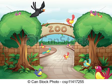 Zoo clipart #13, Download drawings