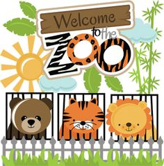 Zoo clipart #5, Download drawings