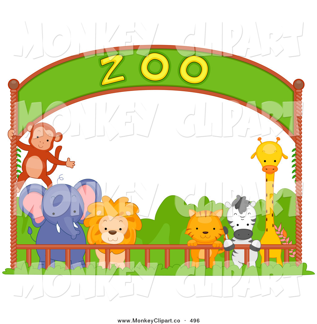 Zoo clipart #12, Download drawings