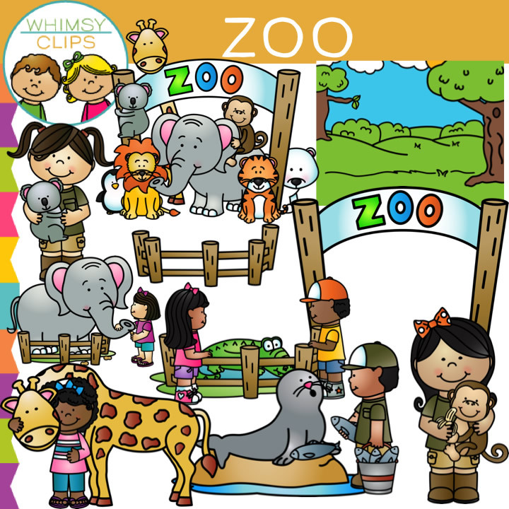 Zoo clipart #10, Download drawings