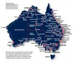 12 Apostles - Australia svg