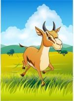 Antelope svg
