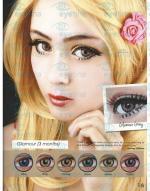 Aqua Eyes coloring