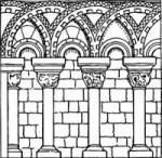 Architecture clipart