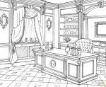 Interior coloring