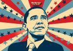 Barack Obama svg