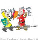 Battle clipart