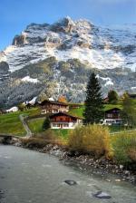 Bernese Alps svg