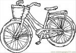 Bicycle coloring