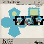 Bird House svg