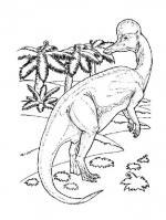 Brachiosaurus coloring