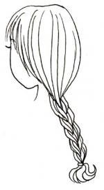Braid coloring