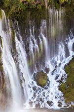 Mossbrae Falls coloring