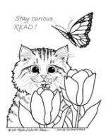 Calico Cat coloring