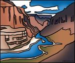 Grand Canyon clipart